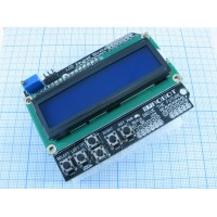 LCD1602 [3.3V Blue Backlight]